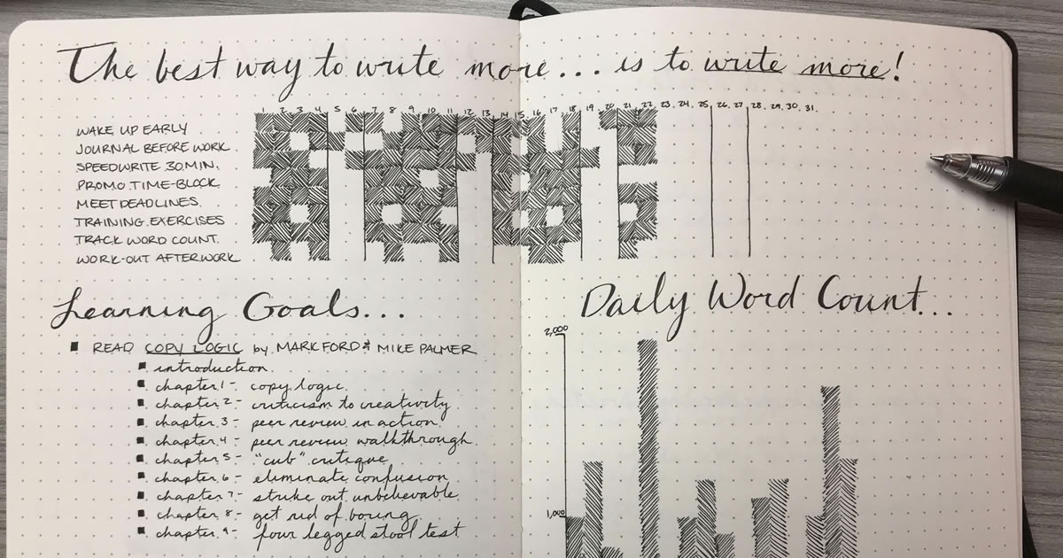 How I Used Bullet Journaling to Double My Productivity as a