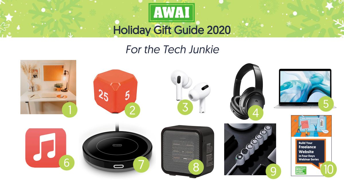 holiday gift guide for the tech junkie