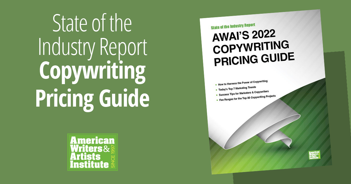 AWAI's Copywriting Pricing Guide
