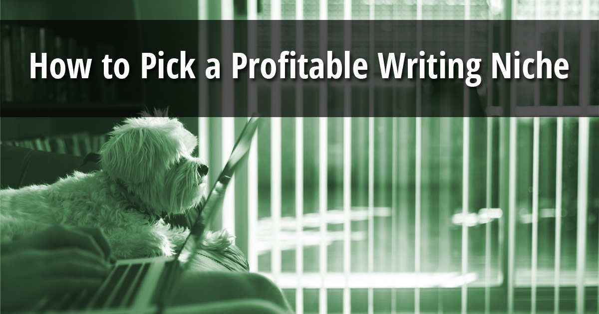 How to Pick a Profitable Writing Niche