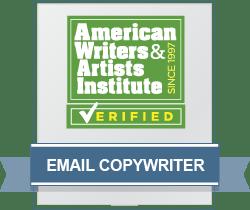 Email Copywriter Badge