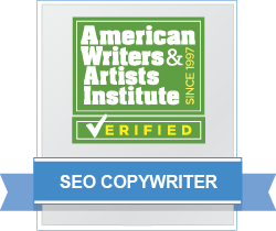SEO Copywriter Badge