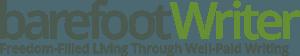 Barefoot Writer Logo