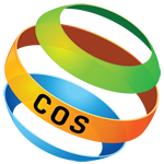 cos logo icon