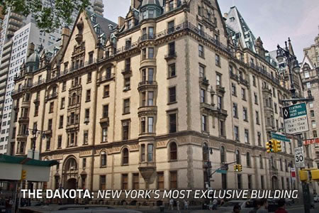 The Dakota: New York's Most Exclusive Building