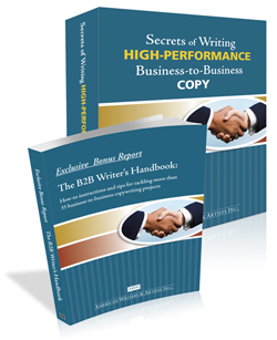 Secrets of Writing High-Performance B2B Copy