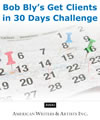 Get Clients in 30 Days Challenge