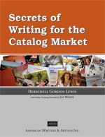 Secrets of Writing for the Catalog Market