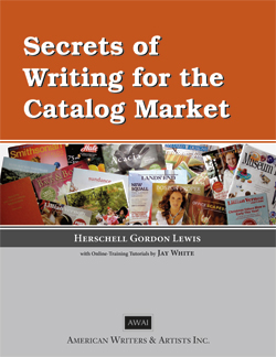 Catalog Market Copywriting Secrets