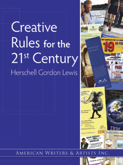 Creative Rules for the 21st Century is the definitive guide to writing powerful copy