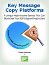 Key Message Copy Platforms