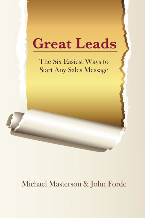 Great Leads Cover