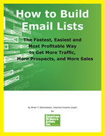 How To Build Email Lists