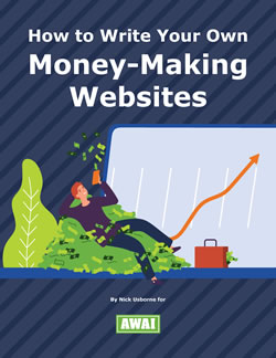 How to Write Your Own Money-Making Websites