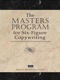 Take your copywriting success to the next level with AWAI's Masters Program