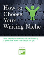How to Choose Your Writing Niche