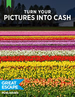 Turn Your Pictures Into Cash