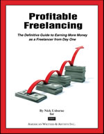 Profitable Freelancing