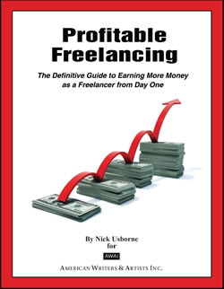 Profitable Freelancing by Nick Usborne reveals the secrets of building a successful copywriting career.