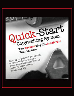 The Quick-Start Copywriting System for your copywriting career