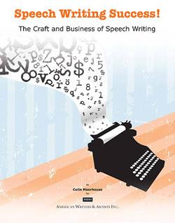 Speech writing company