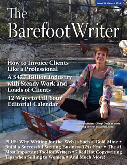 The Barefoot Writer