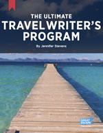 The Ultimate Travel Writer's Program